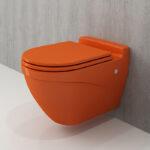 012 Glossy Orange