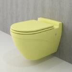 026 Matte Yellow