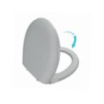 Deska WC duroplast wolnoopadająca Taormina Pro